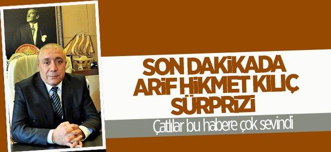 MHP İl Başkanı Zekai Kaya ölümden döndü