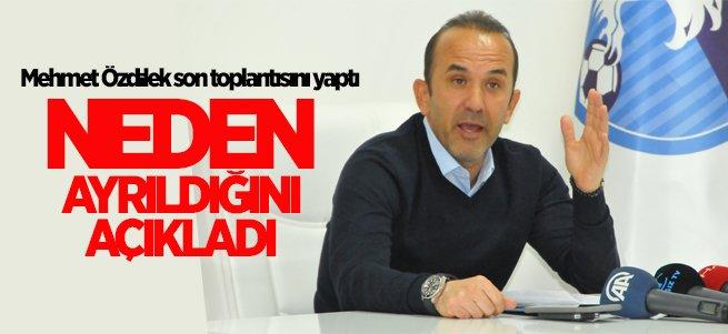 Mehmet hoca neden ayrıldığını açıkladı