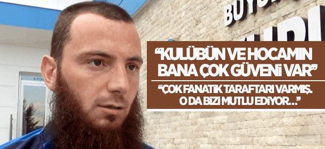 Aykut Demir'den Erzurumspor açıklaması