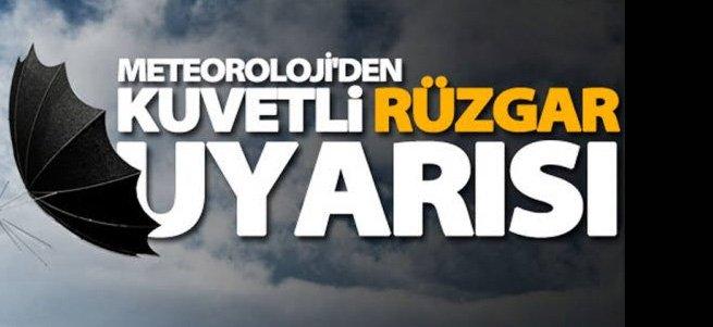 Meteoroliden Erzurum için kritik uyarı!