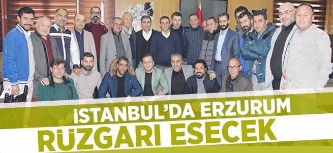 İstanbul'da Erzurum rüzgarı esecek