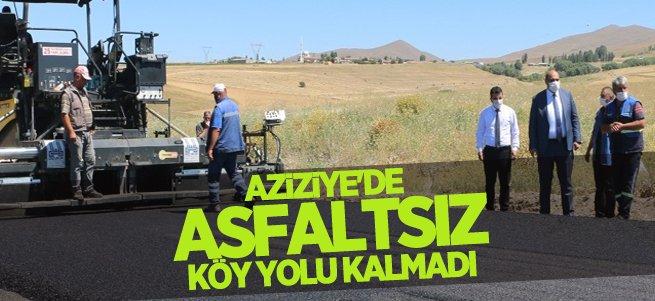 Başkan Orhan: Asfaltsız köy yolumuz kalmadı