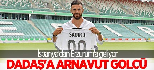 BB Erzurumspor aradığı golcüyü buldu!