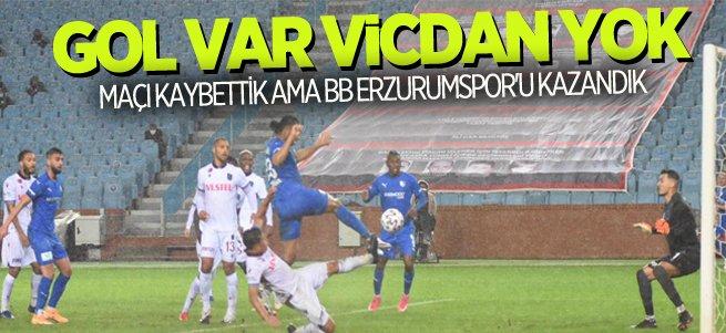 BB Erzurumspor gönülleri kazandı