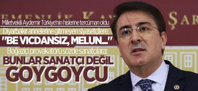 Aydemir Türkiye'nin hislerine tercüman oldu