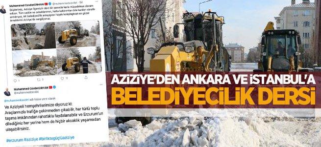 Orhan'dan Yavaş ve İmamoğlu'na belediyecilik dersi