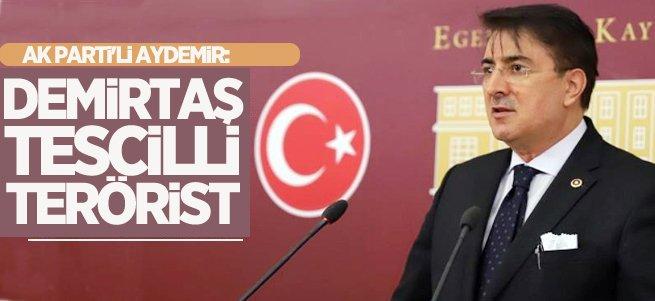 Aydemir: Nurettin Demirtaş Tescilli Terörist