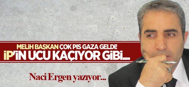 MELİH BAŞKAN ÇOK PİS GAZA GELDİ!